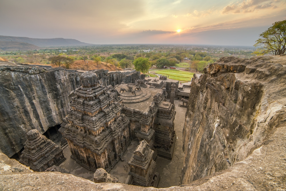 Ajanta And Ellora Caves Aurangabad
