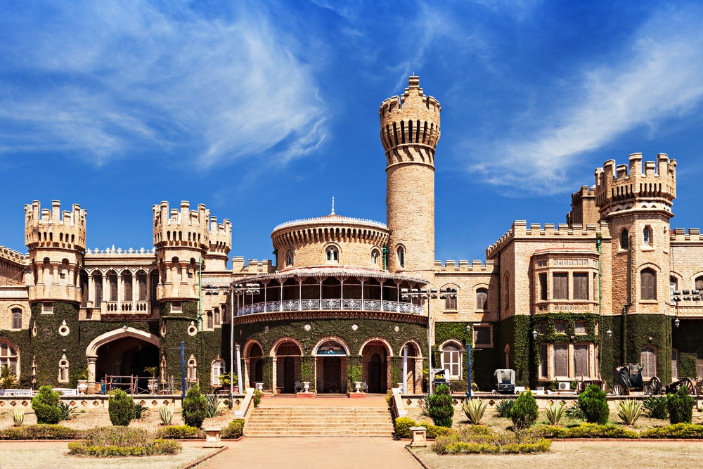 Bangalore Palace and Grounds, Bangalore