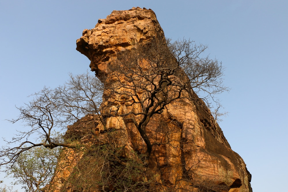 Bhimbetka Rock Shelters, Raisen
