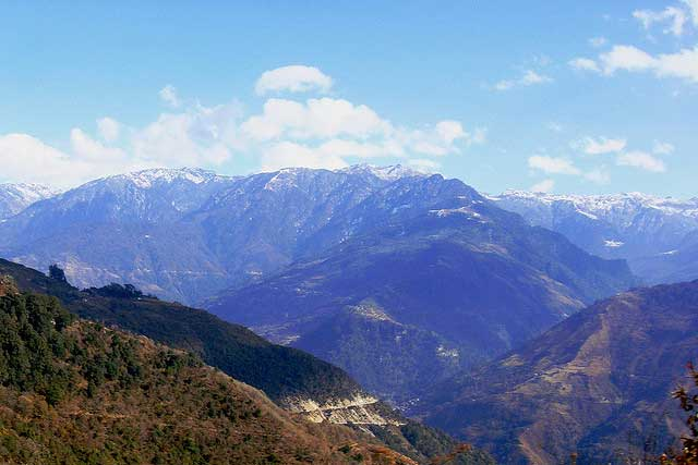 bomdila-view-point