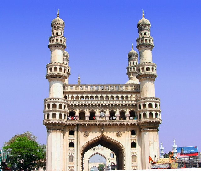 Top 5 Historic Places & Monuments in Hyderabad