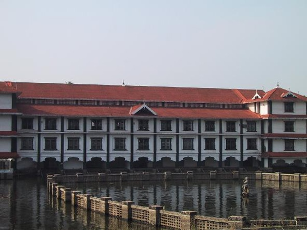 Guruvayu Temple Thrissur