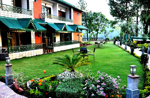 Hills Pride Resort