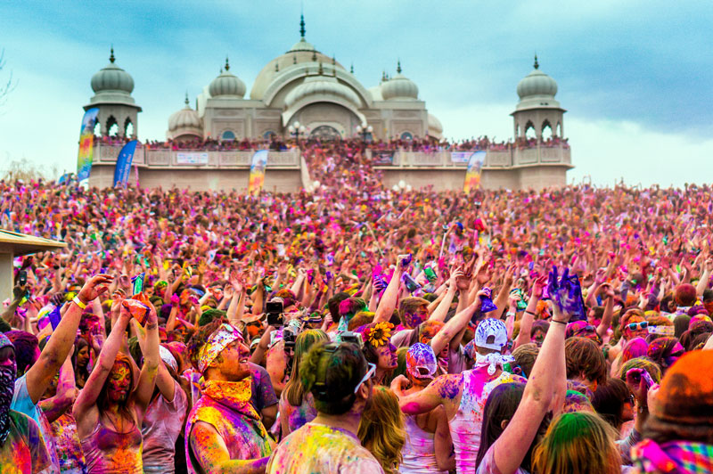 Holi- Festival of Colors