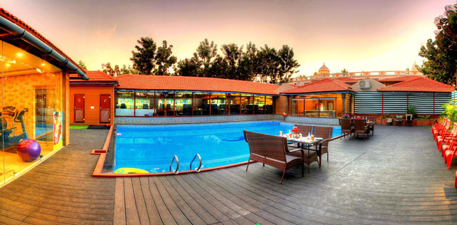 Top 10 resorts in and around mysore trans india travels Resorts in mysore with swimming pool