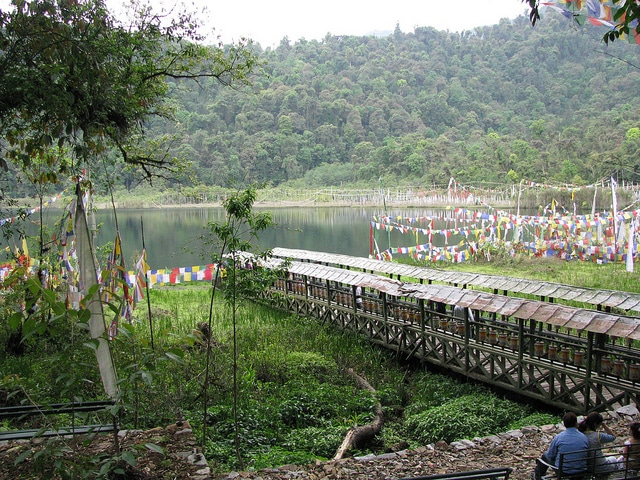 Khecheopalri Lake