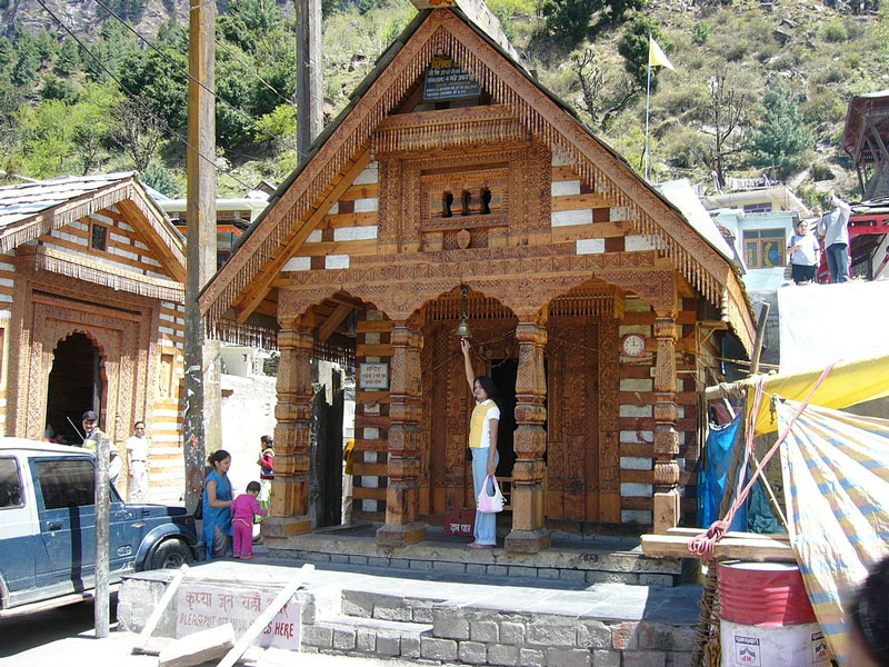 Maa Sharvari Temple