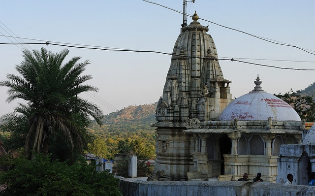 Mahudi - Jain Temple, Gujarat, India