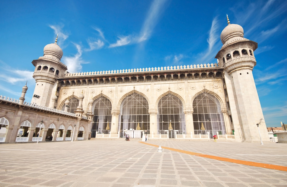 Makkah Masjid, Hyderabad