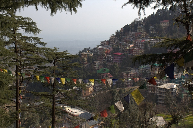 Mcleodganj India