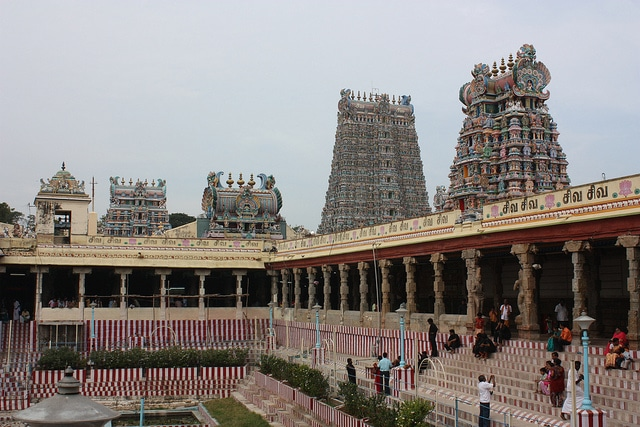 5 Most Famous Temples in Madurai - Trans India Travels