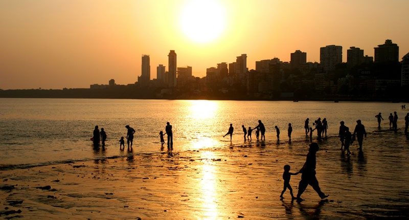 Mumbai Beaches Chawpathy