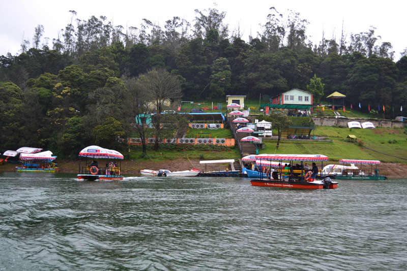 Ooty Lake and Boat House