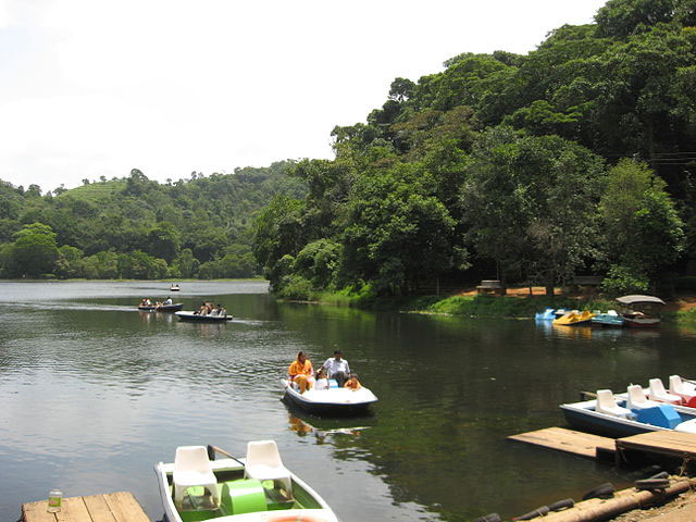 Pookat Lake