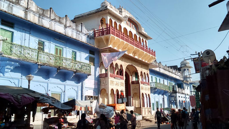 Rangji Temple Pushkar