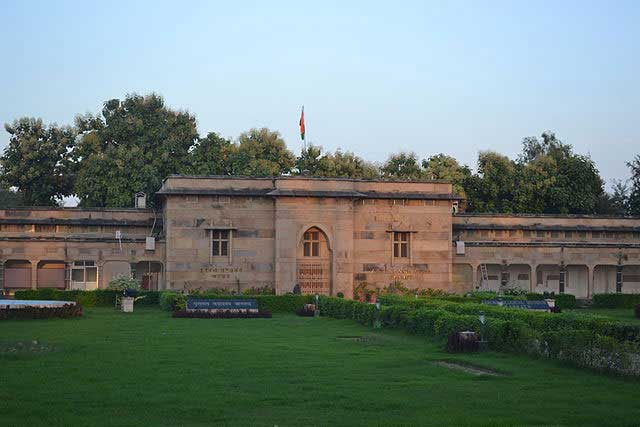 sarnath-archaeological-museum