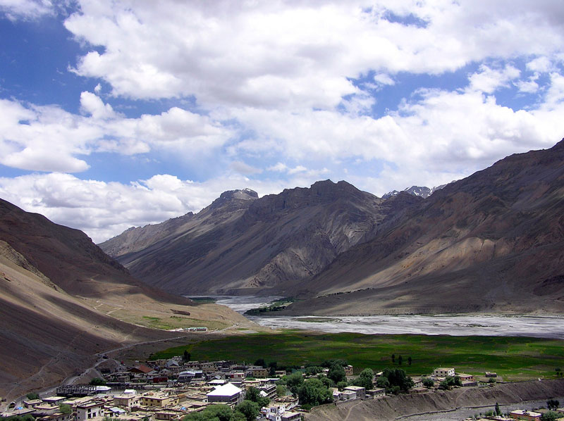 Spiti Valley Trek, Himachal Pradesh