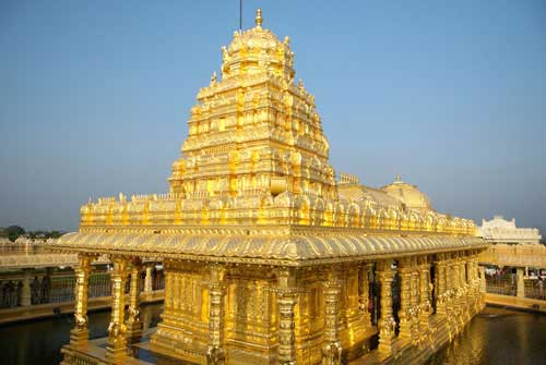 srilakshmi-golden-temple