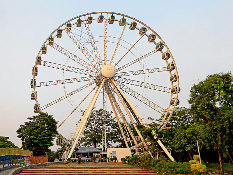 The Delhi Eye