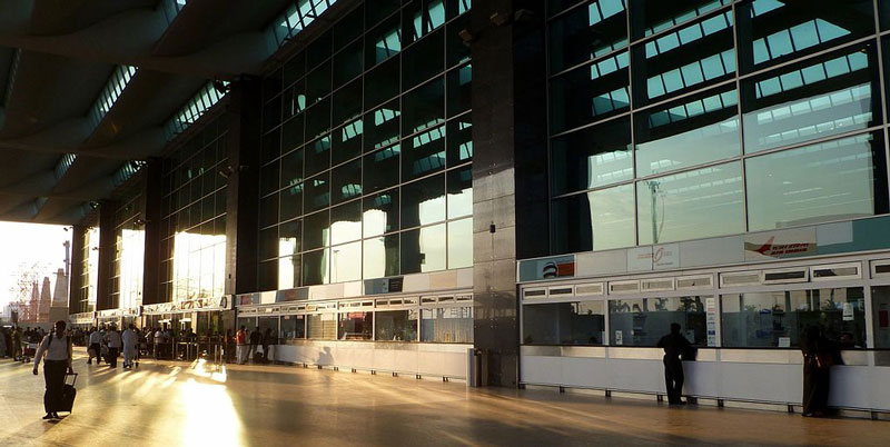 The Kempegowda International Airport