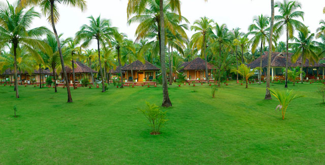 The Nattika Beach Ayurveda Resort, Thrissur