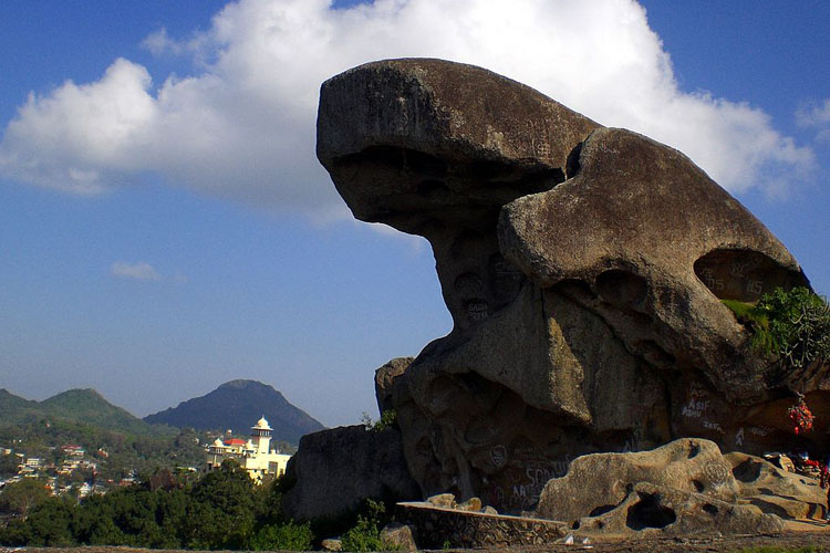 Toad Rock