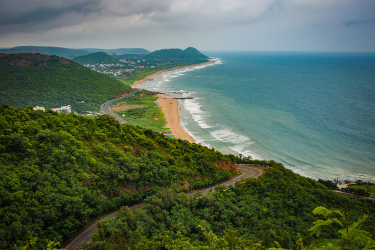 Top 15 Places to Visit in Andhra Pradesh - Trans India Travels India Tourist Map Of Coastline Cities on tourist beaches, tourist place of india, metro cities of india, first cities of india, industrial cities of india, major cities of india, coastal cities of india, tourist attractions in india, religious cities of india,