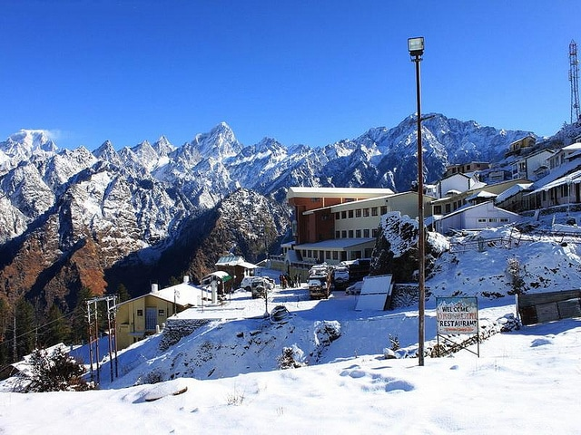auli-hill-station