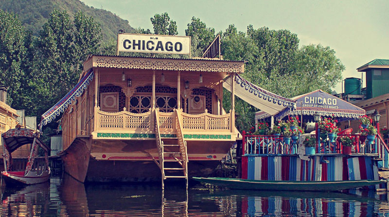 Chicago Group of Houseboats