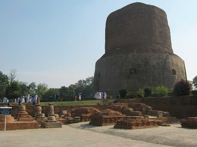 Top 3 Places To Visit In Sarnath