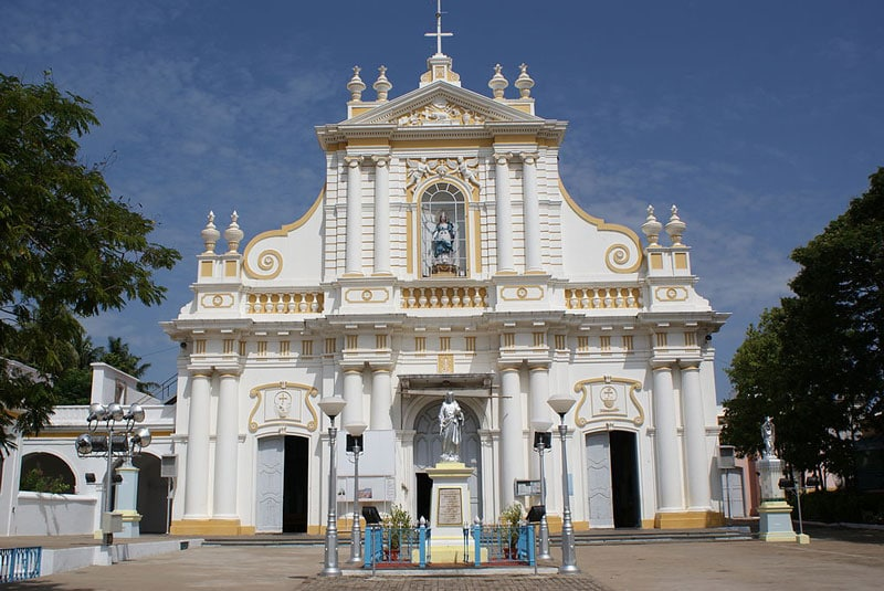 Immaculate Conception Cathedral Pondicherry