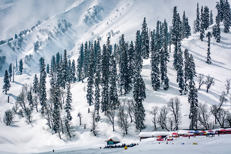 Gulmarg and Sonamarg