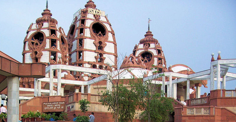 Image result for ISKCON Temple