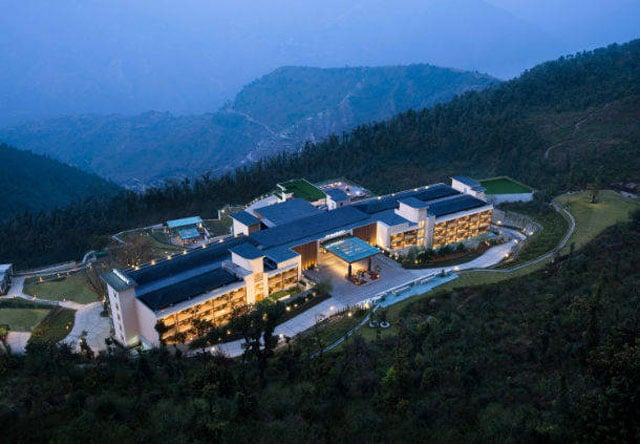 JW Marriott Mussoorie- Walnut Groove Resort & Spa