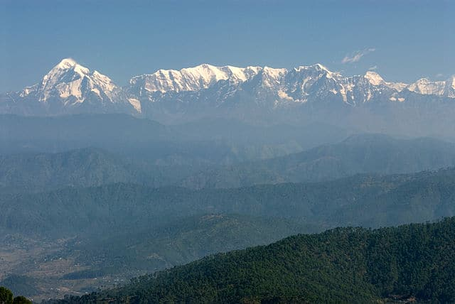 kausani-hill-station