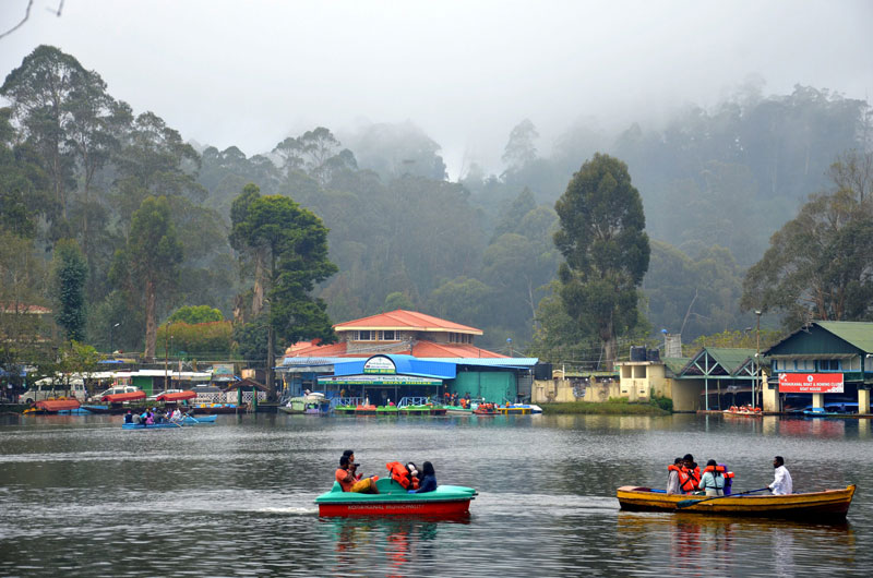Kodai Lake