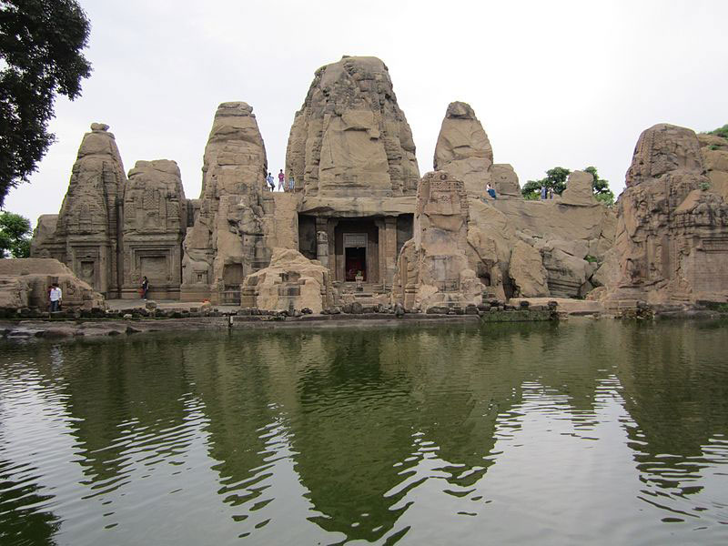 Masroor Rock Cut Temple
