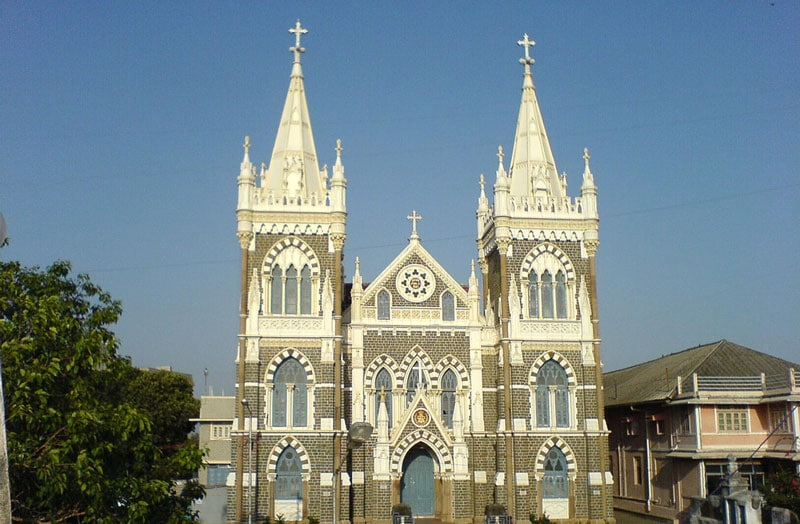 Mountmary Church Mumbai