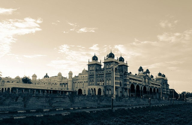 City in South India mysore