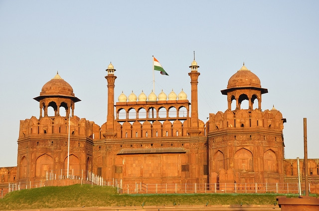 red-fort places to visit in delhi