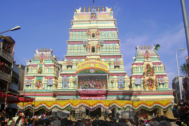 15 Most Famous Temples in Bangalore - Trans India Travels