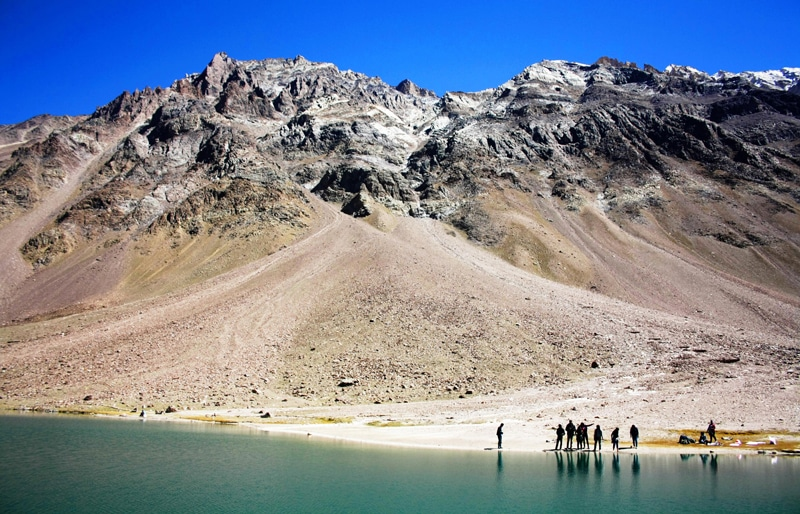 The Spiti Valley
