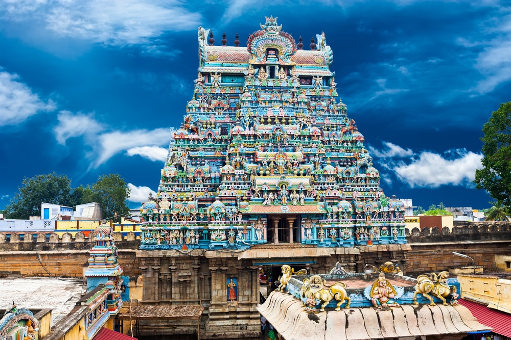 Top 10 Places To Visit In Tamil Nadu
