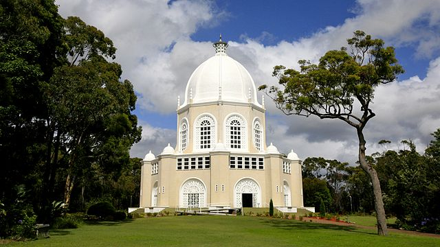 the-bahai-house-of-worship-australia