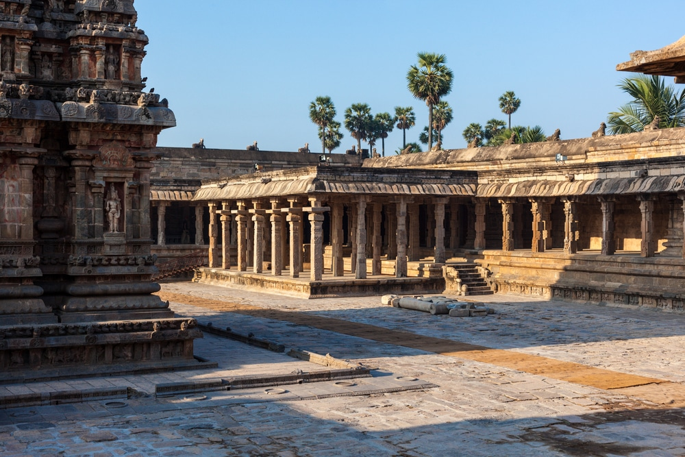 The Great Living Chola Temples, Thanjavur