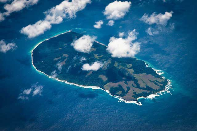 The Great Nicobar Island
