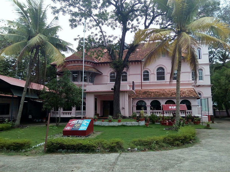 Thevally Palace Kollam