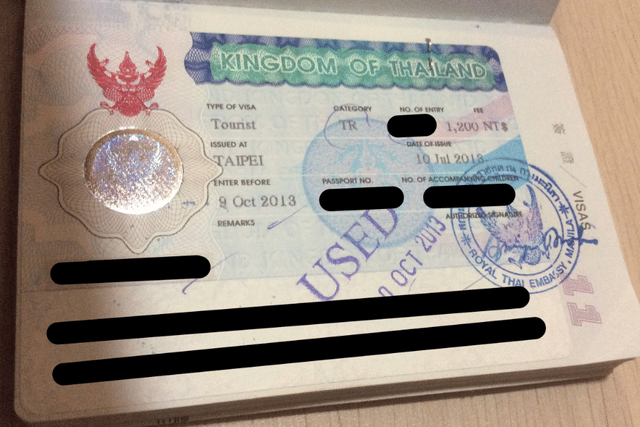 visa-for-thailand